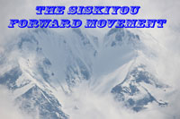 Siskiyou Forward Movement Retina Logo